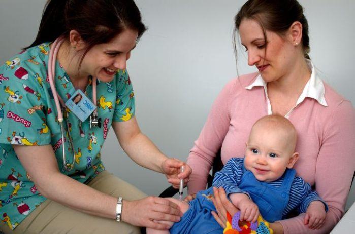 szczepienie dzieci